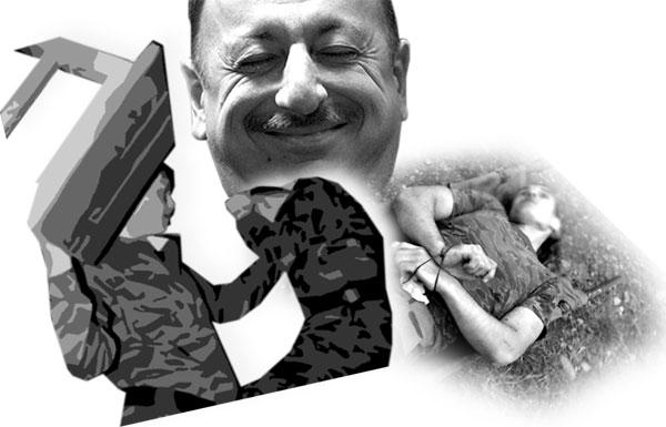 Ալիև, Ադրբեջանական բանակ
