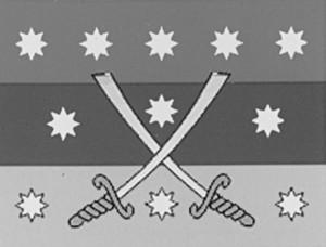 Իսրայել Օրուն վերագրվող դրոշը. վերակազմություն