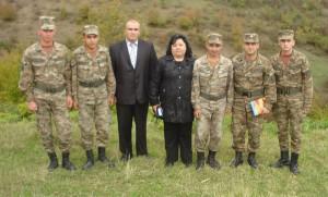 INTELLIGENTSIA REPRESENTATIVES IN NKR DEFENSE ARMY