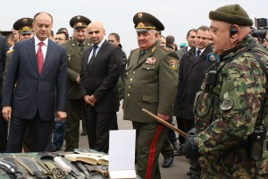 CONSIDERABLE AUGMENTATION OF ARMENIAN ARMY FIGHTING EFFICIENCY IS EXPECTED