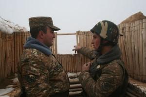 AZERI SOLDIER IS A COWARD