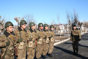 THE FIRST TRAININGS OF 2012