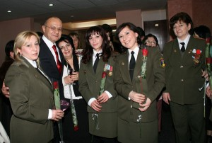 CELEBRATION OF HONOUR