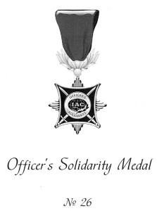 OFFICERS' SOLIDARITY