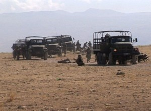 MILITARY EXERCISE WITH PARTICIPATION OF PEACEKEEPING BRIGADE
