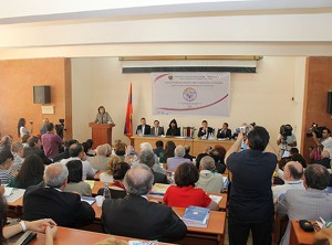 6TH ALL-ARMENIAN CONFERENCE OF JOURNALISTS