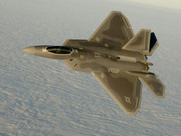 ԿԵՂԾԻՔ` «F-22A»-Ի ՇՈՒՐՋ