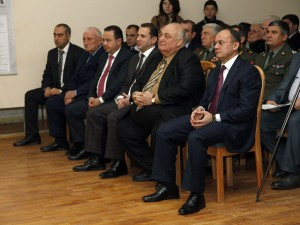"""LESSON OF BRAVERY"" AT THE YEREVAN STATE UNIVERSITY"