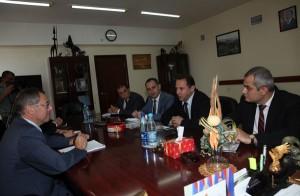 NATO DELEGATION IN ARMENIA