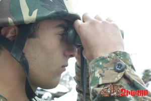 DEFENDERS OF ARMENIAN FORT