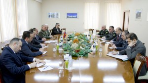 ARMENIA-GEORGIA COOPERATION PLAN FOR 2014 APPROVED