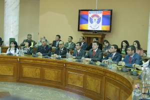 """ARMENIAN EAGLES"" IN THE DEFENSE MINISTRY"
