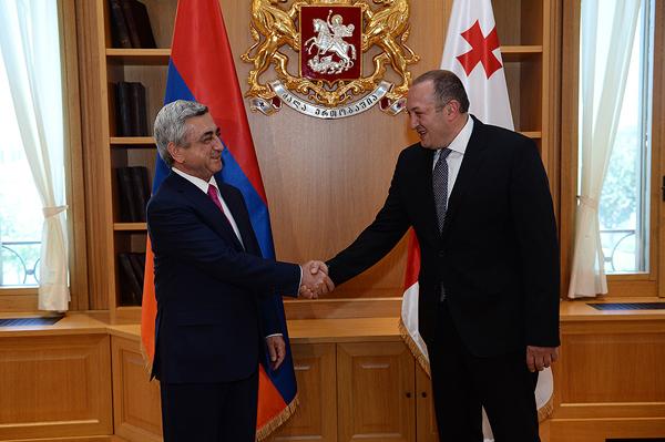 NEW HORIZONS OF THE ARMENIAN-GEORGIAN COOPERATION