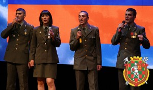 MINSK AUDIENCE WAS EXCITED BY SEVAK AND DUDUK