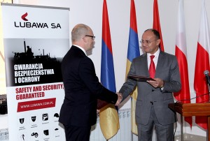 ARMENIAN-POLISH COOPERATION