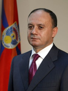 NEW YEAR MESSAGE FROM THE MINISTER OF DEFENSE SEYRAN OHANYAN