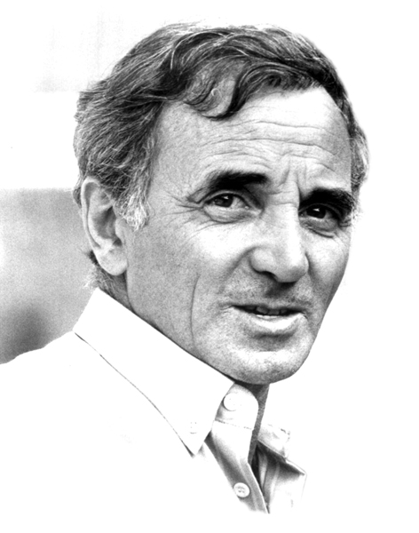 LITTLE-KNOWN BUT VALUABLE PAGE FROM THE LIFE OF AZNAVOUR