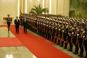 CHINA – STRATEGIC PARTNER OF ARMENIA