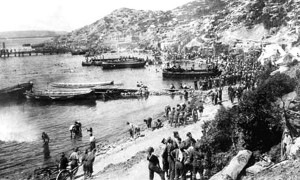 HOW THE VICTORIOUS COMMANDERS OF GALLIPOLI WERE DEFEATED ON THE ARMENIAN LAND