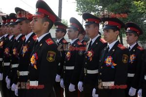 Ռազմամարզական վարժարանի այս տարվա շրջանավարտների 94 %-ը` 65 սաներ, հայտարարել են, որ իրենց կյանքը կապելու են զինվորական ծառայության հետ: Նրանք դիմել են ՀՀ եւ օտարերկրյա ռազմական ուսումնական հաստատություններ: