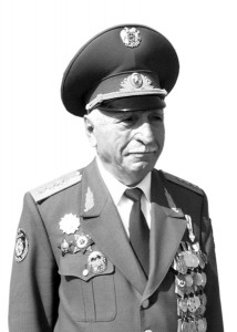 DEDICATED MILITARY AND CITIZEN: COLONEL-GENERAL GURGEN DALIBALTAYAN