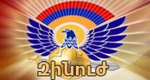 "THE ANSWER OF 1ST DEPUTY DEFENSE MINISTER DAVID TONOYAN TO THE QUESTION OF ARMENIAN MOD TV-PROGRAM ""ZINUZH"" (MILITARY FORCE)"