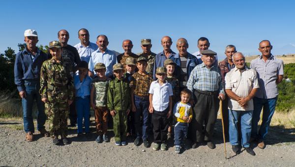VILLAGERS OF KHACHIK