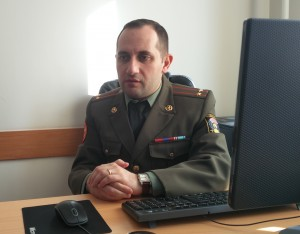 NEW CENTRE IN THE DEFENSE MINISTRY