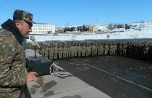ARMY DAY IN QASHATAGH