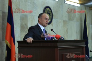 GUARANTOR OF THE ARMENIAN STATE IS THE ARMENIAN ARMY