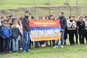 ARTSAKH TOUR OF THE REPRESENTATIVES OF THE STATE UNIVERSITY