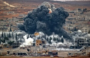 SYRIA COULD REDRAW THE MAP OF THE REGION