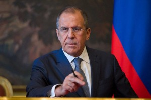 LAVROV PRESENTED HIS VISION OF CONFLICT RESOLUTION