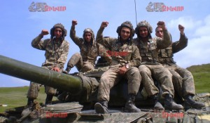 THE STRENGTH OF THE ARMENIAN ARMY