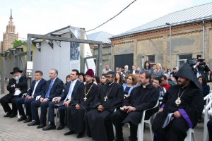 PERMANENT EXHIBITION WAS OPENED IN RIGA, DEDICATED TO THE ARMENIAN GENOCIDE