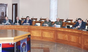 THE NATIONAL DEFENSE RESEARCH UNIVERSITY LAUNCHES THE REVIEW OF THE RA NATIONAL SECURITY STRATEGY