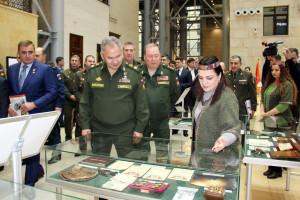 UNIQUE EXHIBITION IN MOSCOW