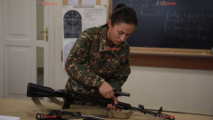 THE POWER AND CHARM OF THE ARMENIAN ARMY