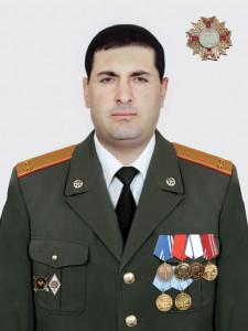 ПОДПОЛКОВНИК АРМАН ДРМЕЯН